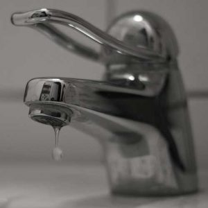 Leaky tap enough to fill 1000 swimming pools
