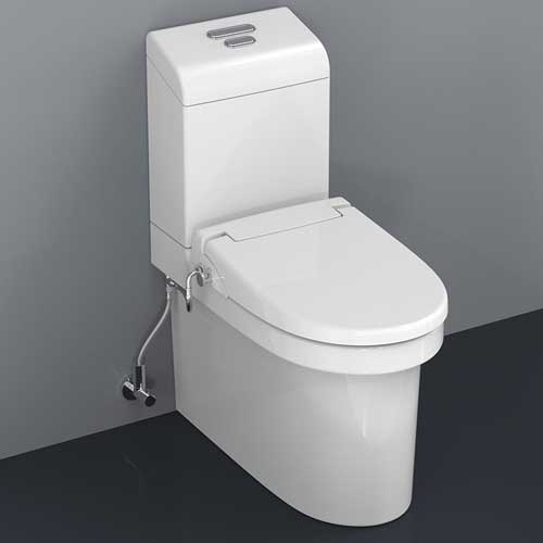 Toilet Seat With Built In Bidet