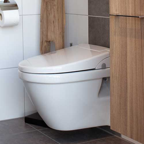 Lavalino Shower Toilet