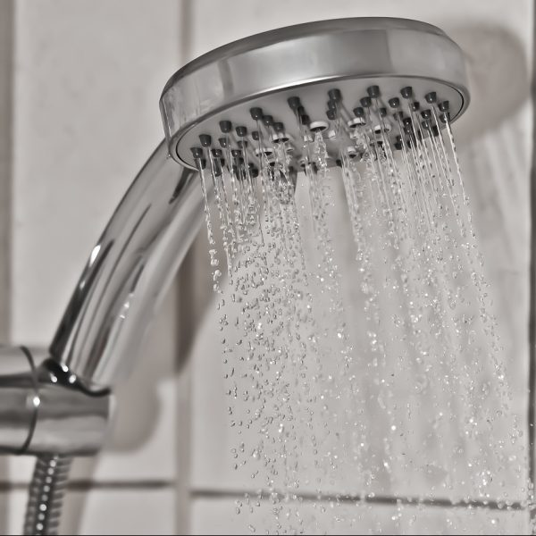 5 spray shower head by Every Drop Is Precious