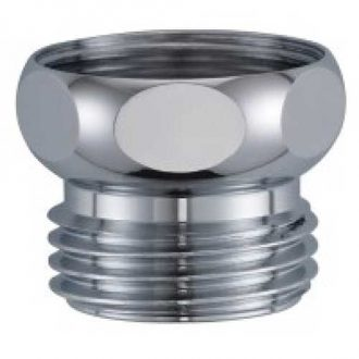 water saving outside tap shower hose connector
