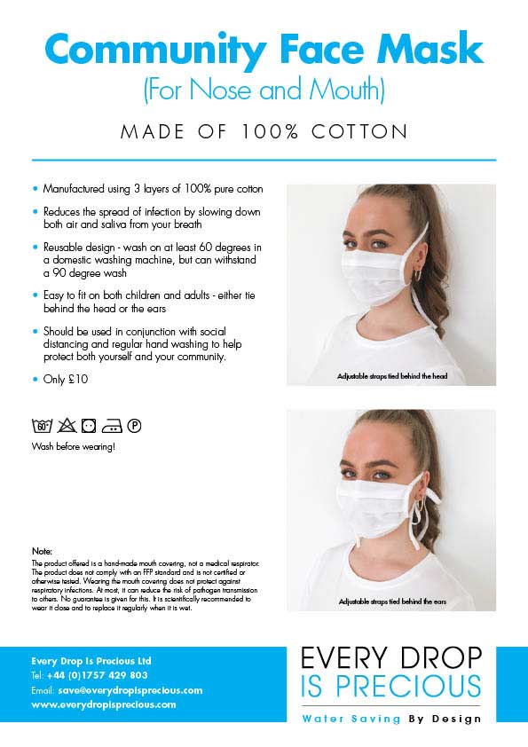 Face Mask A4